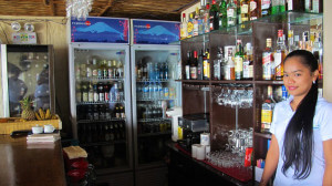 blue ribbon resort bar
