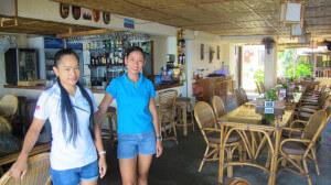 puerto galera restaurant
