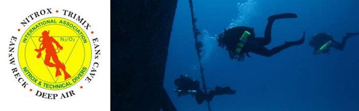 advanced nitrox diving puerto galera