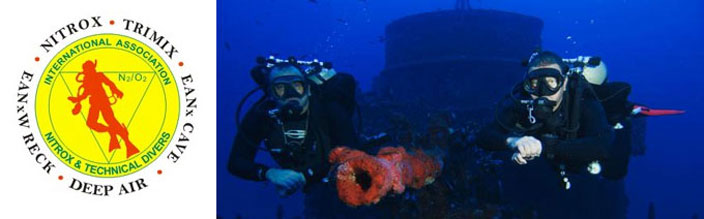 advanced recreational trimix diving puerto galera