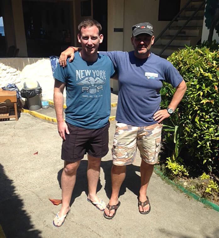 Padi Open Water Diver Stuart
