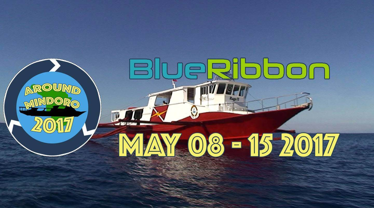 blue ribbon around mindoro scuba diving trip