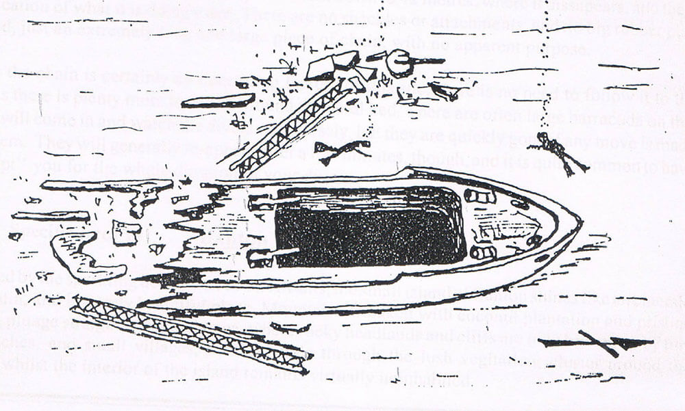 conception wreck