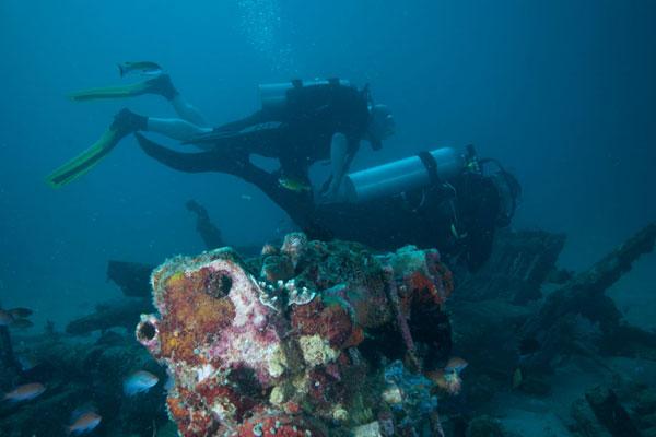 Sabang-Wrecks