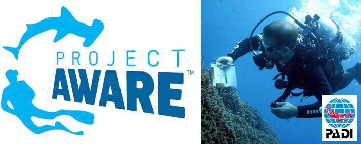 PADI Aware Coral Reef Conservation