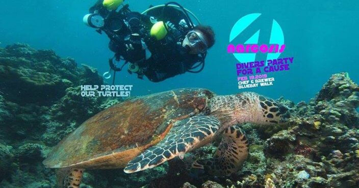 protect philippines turtles narcosis 4 fundraiser