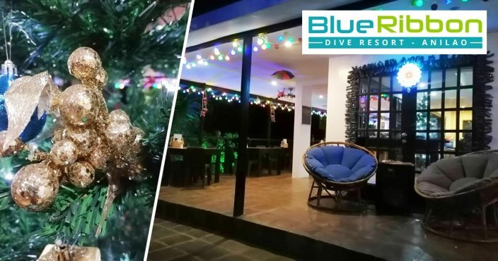 christmas 2019 blue ribbon dive resort philippines